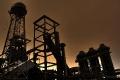Industrieruine Hochofen Phoenix-West