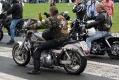 Harleys waren auch dabei