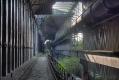Die schwarze Seite der Kokerei Zollverein