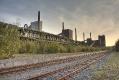 Bahnsteig Zollverein-Kokerei
